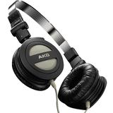 AKG Portable Headphone [K-404] - Black - Headphone Portable